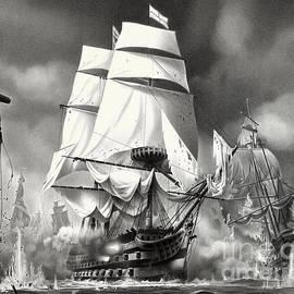 Trafalgar by Miro Gradinscak