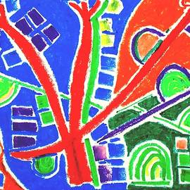 Traffic 6 by Barbara H Jensen