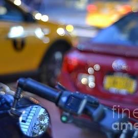 Traffic by Miriam Danar