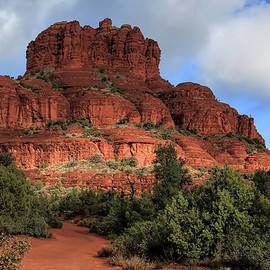Trail to Bell Rock by Donna Kennedy