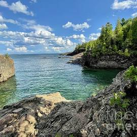 Tranquil Cove by Lisa Lindgren