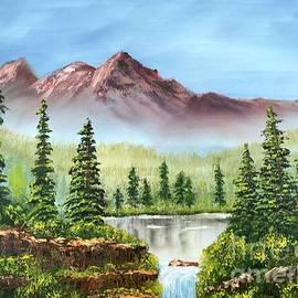 Tranquility  by Deborah Flynn