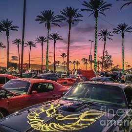 TransAm Sunset by Darrell Foster
