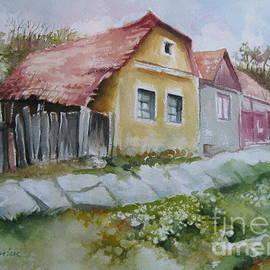 Transylvanian season by Elena Oleniuc