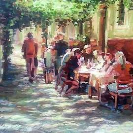 Trastevere by Aleksandr Muha