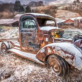 Treasures in the Snow by Debra and Dave Vanderlaan