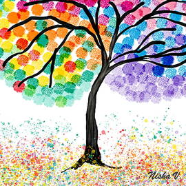 Tree Of Life by Nishma Creations