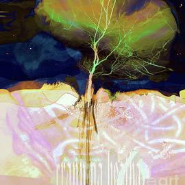 Tree Of Life - Spring by Zsanan Studio