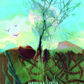 Tree Of Life- Winter by Zsanan Studio