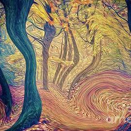 Autumn Dream by Adelina Alexe
