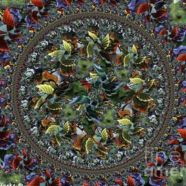 Tri-foil Butterfly Migration by Bunny Clarke