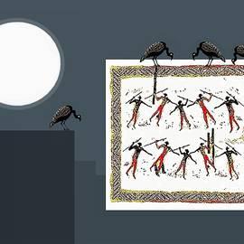 Tribal  Wars by Hartmut Jager