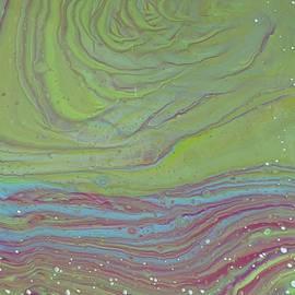 Trifid Nebula by Janet Padgett