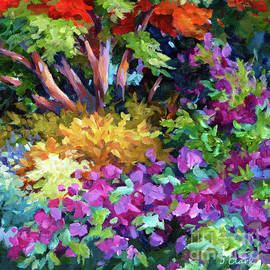 Tropical Colors by John Clark
