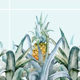 Tropical Filing Art by Mark Ashkenazi