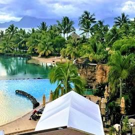 Tropical Tahiti by Dean Williams