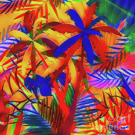 Tropicana Magica by Kaye Menner