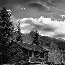 Trout Lake Cabin by Guy Shultz