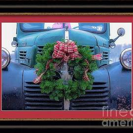 Truck Card by Richard Thomas