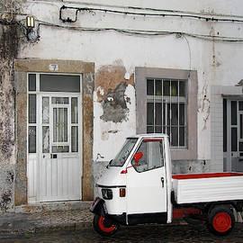 Tuk-tuk in Olhao Portugal by Western Exposure