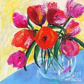 Tulip Love by Marcia Breznay