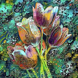 Tulips 1c by Stefano Menicagli