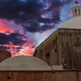Tumacacori National Historical Park, AZ, USA by Derrick Neill