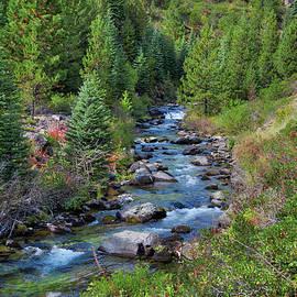 Tumalo Creek by Loyd Towe Photography