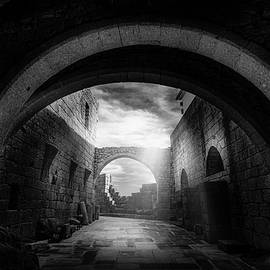 Tunnel Vision by Doug Grannell