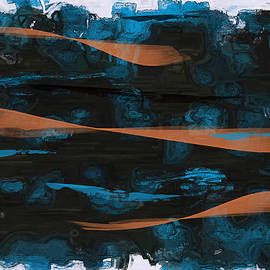 Turbulence ... by Judy Foote-Belleci