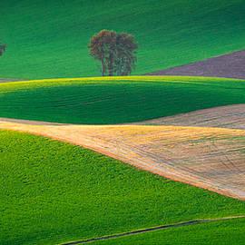 Turiec region, Slovakia. by Milan Gonda