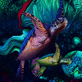 Turtles en Saison 3 by Aldane Wynter