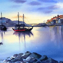 Twilight in Porto by Dora Hathazi Mendes