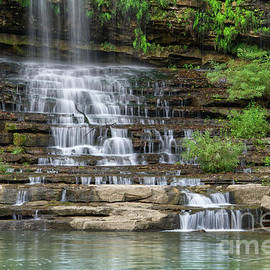 Twin Falls 25 by Phil Perkins