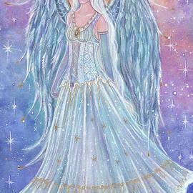 Twinkling Angel by Renee Lavoie