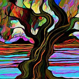 Twisted Tree Linear Abstraction by Joan Stratton