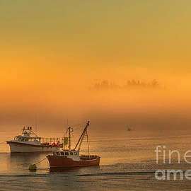 Two Boats by Alana Ranney