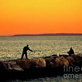 Teach a Man to Fish by Carol F Austin