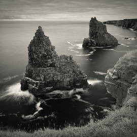 Two Stacks by Dave Bowman