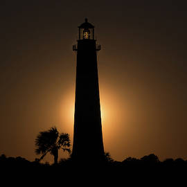 Tybee Lighthouse by Morey Gers