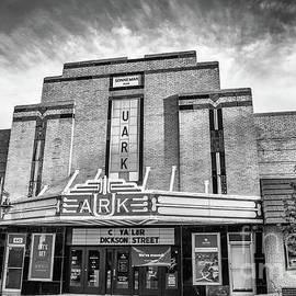 U Ark Theater - BW by Scott Pellegrin