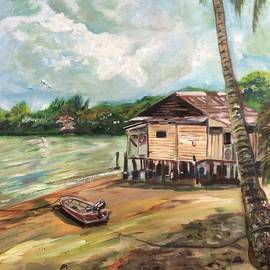 Ubin, Ubin  by Belinda Low