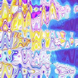 Ultra Violet Resonance by Genevieve Esson