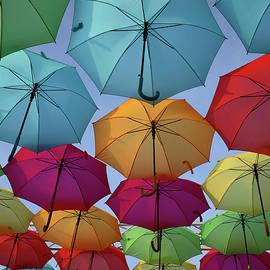 Umbrella Sky 1, Batesville, Indiana by Steve Gass