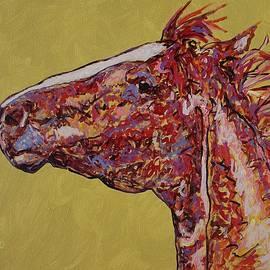 Unbroken original painting by Sol Luckman