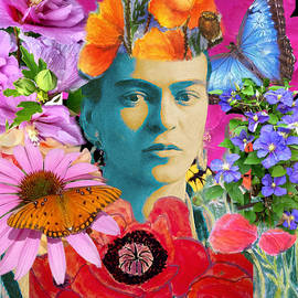 Under the Influence of Frida by Anne Sands