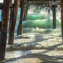 Under The Pier San Clemente