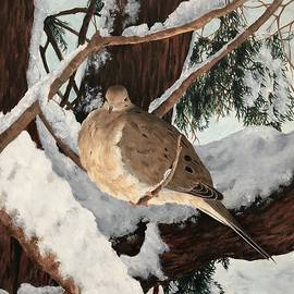 Under the Snowy Boughs  by Martha Arnold