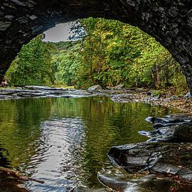 Under the Stone Bridge by Sean Sweeney