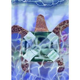 Underwater Gem by Kayla Morales